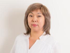 Kabdulova Roza Kadimovna