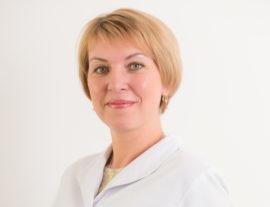 Lipiridi Mariya Yevgenievna