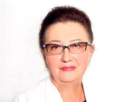 Tusseyeva Tamara Matveyevna