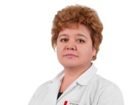 Тимошенко Елена Агабековна