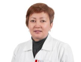 Турмаганбетова Бану Жанаевна